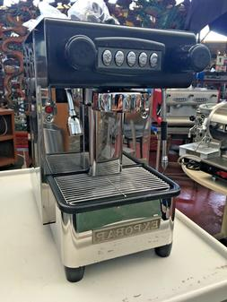 EXPOBAR Office Control 12 Cups Espresso Machine - Stainless