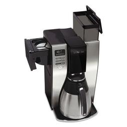 Optimal Brew 10-Cup Thermal Programmable Coffeemaker Black/B