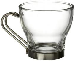 Oslo Espresso Cup w/ Stainless Steel Handle - Great Gift Ide