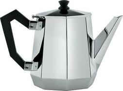 Alessi Ottagonale Tea Pot with Bakelite Handle and Knob. Shi