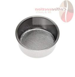 Saeco Parts - Saeco New OEM Double Cup Filter Basket, 124650