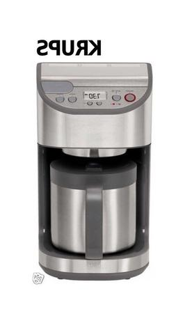 precision programmable thermal carafe coffee