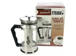 Bialetti PREZIOSA Moka Original French Press 34 Oz 8 Cups Fi