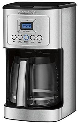Cuisinart 14-cup Programmable Coffeemaker Bundle
