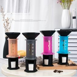 Protable <font><b>Espresso</b></font> French Press Household
