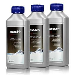 Saeco RI9111/12 Liquid Decalcifier 3 Pack