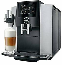 Jura S8 Superautomatic Touchscreen Espresso Machine
