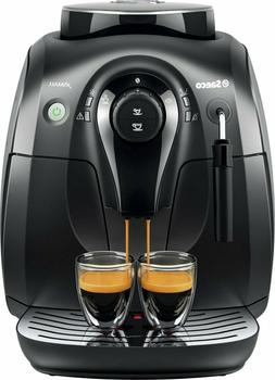 Saeco HD8645/47 Vapore Automatic Espresso Machine X-Small Bl