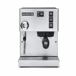 Rancilio Silvia Espresso Machine with Iron Frame and Stainle