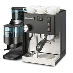Rancilio Silvia M V5 and Rocky Bar Combo - Doser