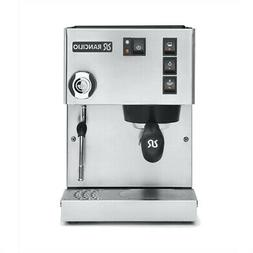 Rancilio Silvia M V6 Espresso Machine - Stainless Steel