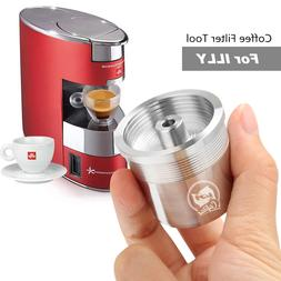 Stainless Steel Reusable Coffee Capsule <font><b>Filter</b><