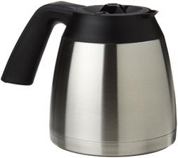 Capresso 10-Cup Stainless Steel Thermal Carafe with Lid for