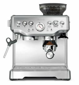Breville the Barista Express Espresso Machine Brushed Stainl