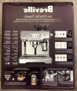 Breville The Oracle Touch BES990 120v Brand New - Free Shipp