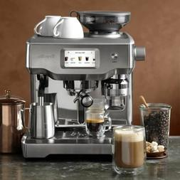 Breville The Oracle Touch Coffee Machine Brand New Latte Cap