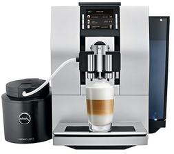Jura Z6  Aluminum Automatic Coffee, Cappuccino and Espresso