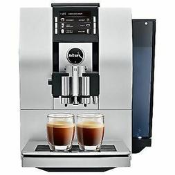 JURA Z6 Automatic Coffee and Espresso Machine - Silver Brand