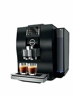 Jura Z6 Automatic Coffee Machine Aluminium Black 15182